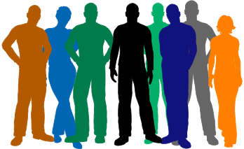 Group of users