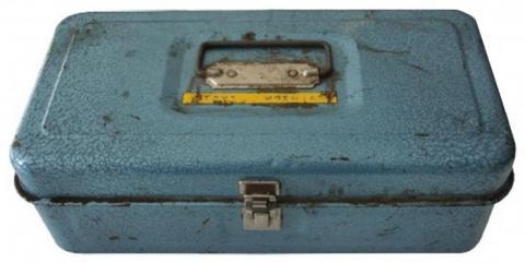 Used toolbox